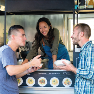 Book the top food trucks in the Charlotte area